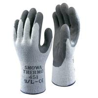 Showa Grip Thermo 451 grijs