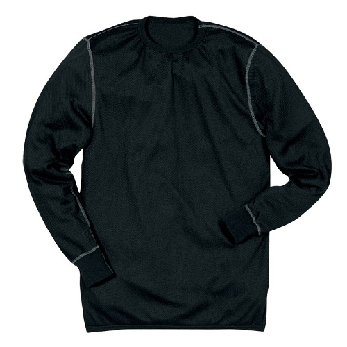 QW3 Thermo shirt lange mouw